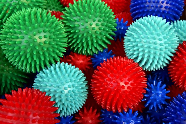 massage balls for tension release